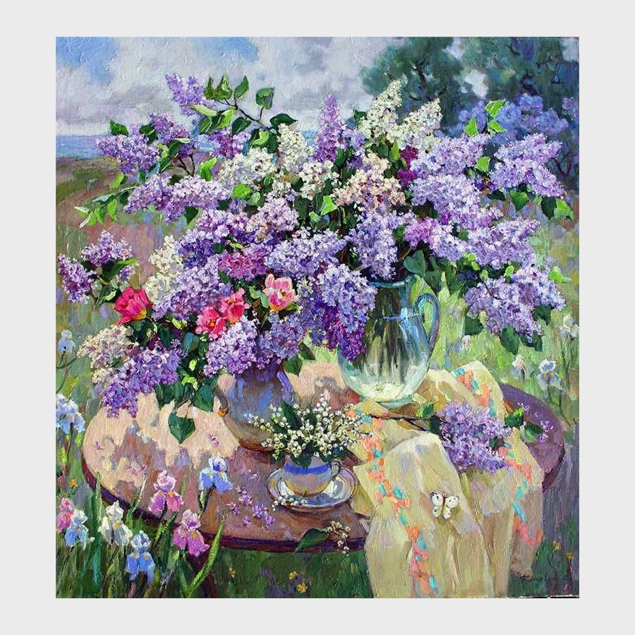 """Lilas blooms"""